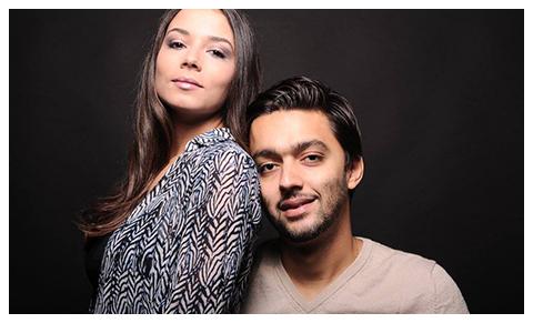 Samya et Nawfel, amoureux depuis cinq ans