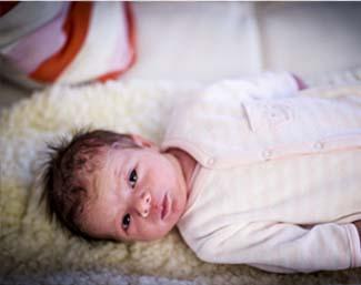 Leticia, cumple 2 semanas de su nacimiento…